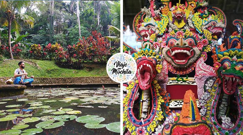 Goa Gajah Ubud - Viaje en Mochila