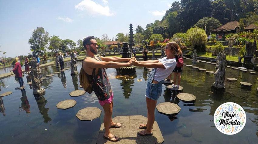 Tirta Gangga - Bali - Viaje en Mochila