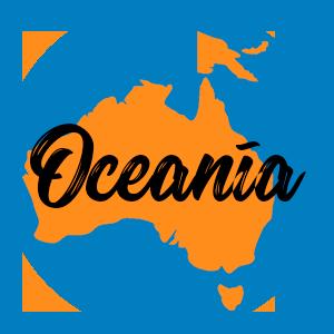 Información Oceanía - Viaje en Mochila