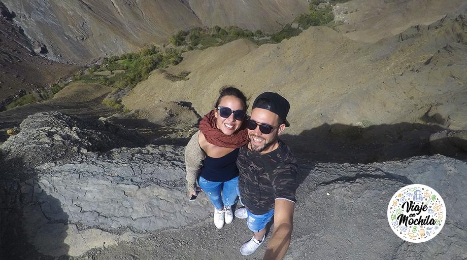 Gargantas de Dades-Marruecos-Viaje en Mochila