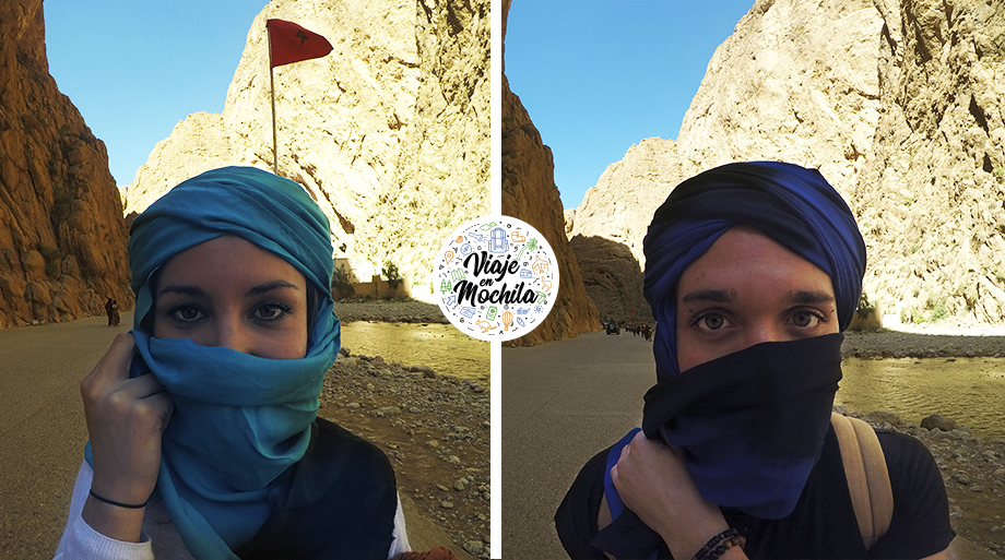 Gargantas del Todra-Marruecos-Viaje en Mochila