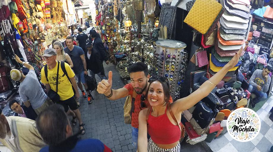 Medina-Marrakech-Marruecos-Viaje en Mochila