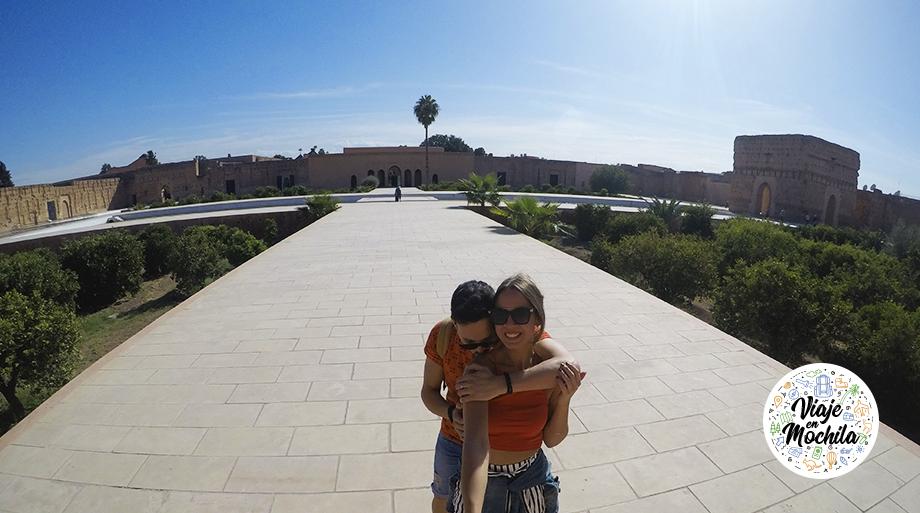 Palacio el Badi-Marrakech-Marruecos-Viaje en Mochila