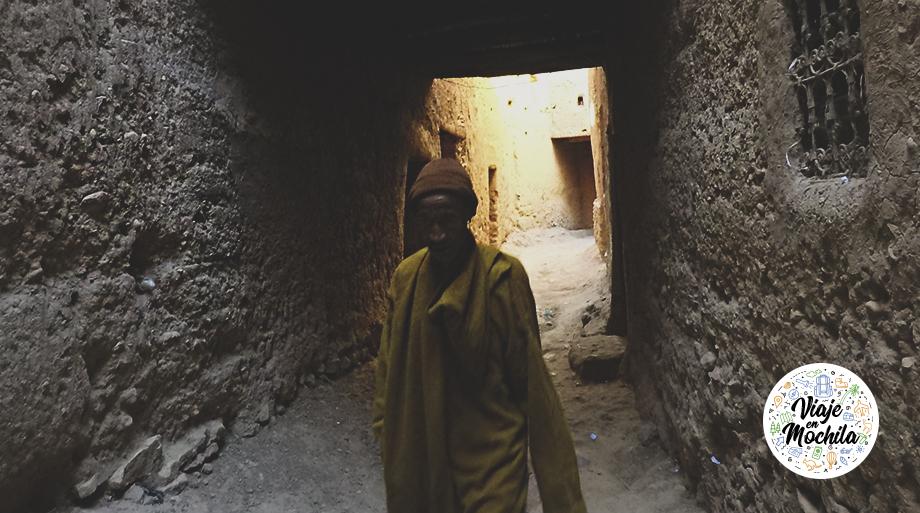 Tighremt - Marruecos - Viaje en Mochila