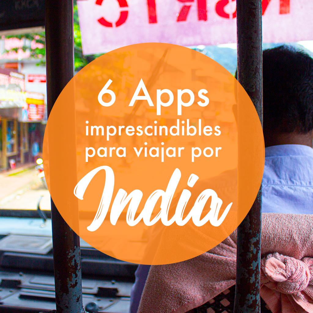 6 apps para viajar por India - wp