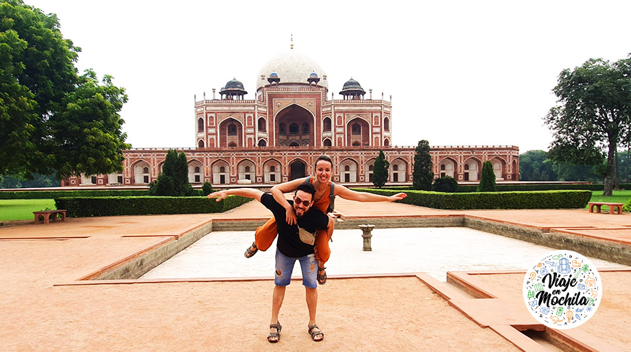 Viaje en Mochila - Delhi - qué ver en la india