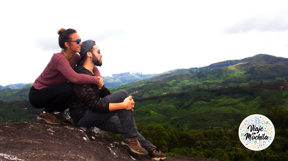 Viaje en Mochila - Munnar - qué ver en la India