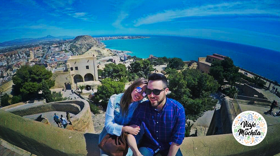 Viaje en Mochila - Mejores destinos con playa en España - Alicante