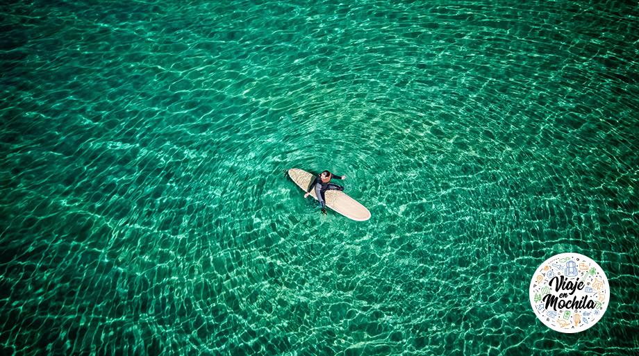 Viaje en Mochila - Mejores destinos con playa en España - Pontevedra