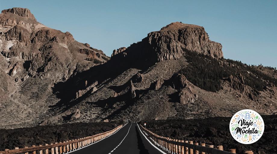 Viaje en Mochila - Tenerife