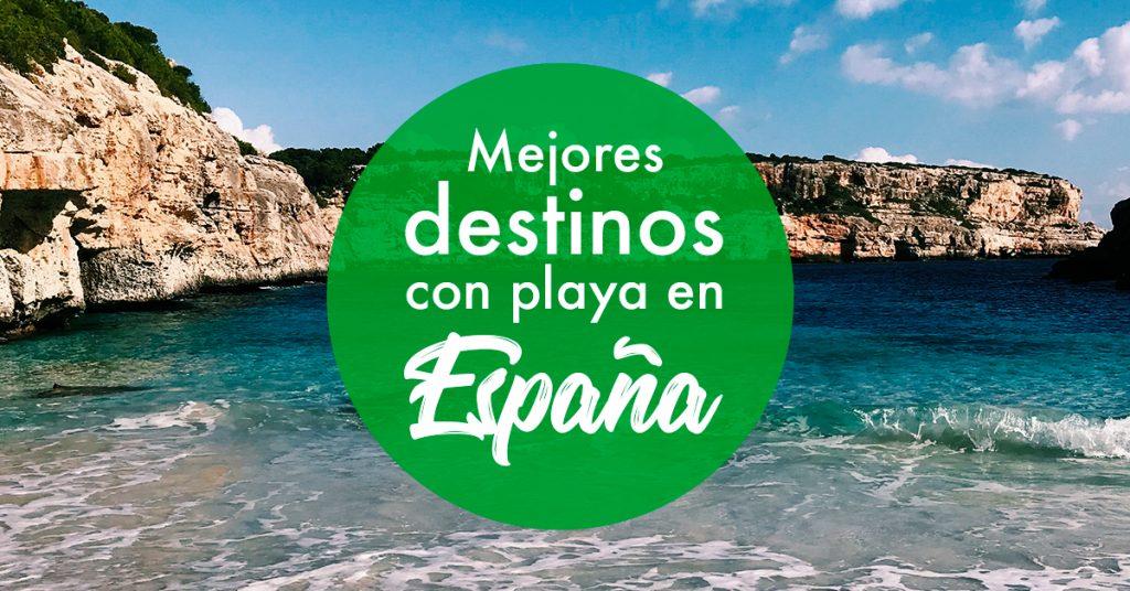 Viaje en Mochila - Mejores destinos con playa en España - fb