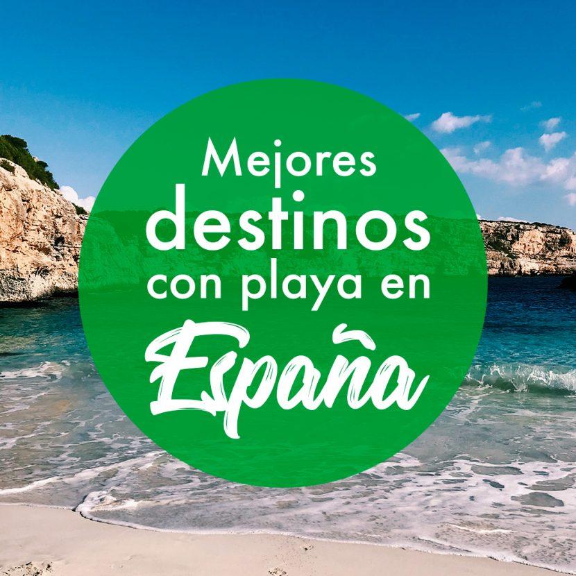 Viaje en Mochila - Mejores destinos con playa en España - wp